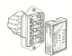 1999 Kia Sephia Fuse Box Diagram