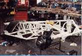 Almost a rolling chassis.
